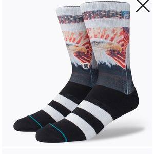 NWT men's STANCE socks!